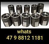 Ponteira p haste perfuratriz rosca quadrada 1 1/4  ( 42, 3 mm ) 4788121181
