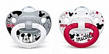 Nuk chupetas disney minnie mouse mickey mouse 0-6 ou 6-18