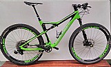 Bicicleta 2020 cannondale mtb scalpel-si 29 bicycle - sram xx1 - enve m50 wheels - used