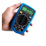 Multimetro digital profissional minipa et-1400 original ac