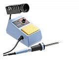 Estacao de solda 48w com controle de temperatura 127v 220v marca mxt modelo es98