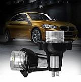 Led para bmw e90 e91 levou 10 w anjo olhos luz farol lamp marca ml-speed store modelo led light