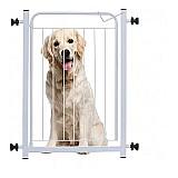 Grade portao protecao pet cachorro crianca caes c/extensor marca lcg eletro modelo grade