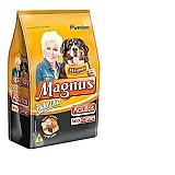 Racao magnus todo dia premium cachorro adulto raca media/grande carne 15kg