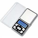Mini balanca digital de bolso e alta precisao 0, 1g ate 500g marca bot modelo 500g/0, 1g