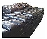 Sacos para silagem preto 51x100 - 200 micras c/50 unidades  marca brusplastic modelo preto