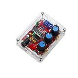 Kit para montar gerador de funcoes xr2206 1 hz-1 mhz diy       marca importado     modelo xr2206