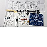 Modulo gerador de funcoes com ne555 kit diy para montar       marca diymore     modelo ne555 kit diy