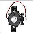 Mini gerador de energia fluxo de água hidro   12v 10w   energia       marca tookie