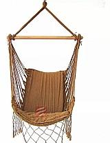 Rede cadeira balanco descanso teto poltrona suspensa fabricante rede textil marca rede textil