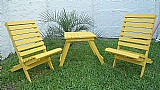 Cadeiras em madeira macica desmontaveis fabricante jp móveis artesanais marca jp