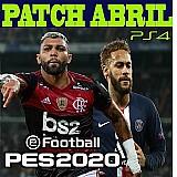 Jogo ps3 patch pes 2020 e-football ps4 versao brasileirao a e b 2020