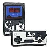 Video game portatil mao 400 jogos retro classico 2 jogadores      marca sup     modelo 3354