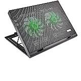 Base para notebook cooler gamer led luminoso - ac267  marca multilaser linha gamer