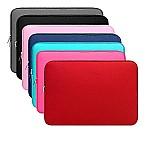 Capa case maleta pasta notebook neoprene 15.6/14/13.3/12/11  marca slim case capas king apple linha capa para notebook / macbook