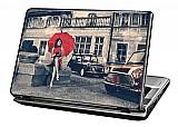 Vintage - hipster - skin p/ notebook,  pelicula adesivo capa       marca pg adesivos     modelo pg adesivos