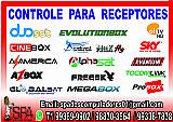 Controle remoto receptor