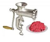 Moedor de carne manual profissional maquina moer numero 10       marca 123útil     modelo moedor de carne 123util