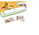 Seladora vacuo 110v 220v termica eletrica embalador alimento       marca importada     modelo seladora