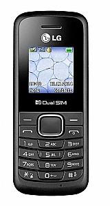 Lg b220 dual sim 32 mb preto 32 mb ram marcalg modelob220