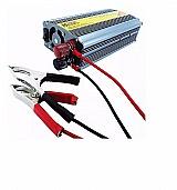 Inversor veicular 500w conversor transformador 12v 110v marca importado modelo 500w