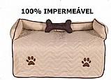 Capa protetor de sofa pet impermeavel para cachorro grande marca ponto a ponto enxovais fabricante ponto a ponto