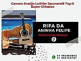 Rifa cavaquinho araujo luthier