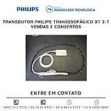 Transdutores transesofágicos,  vendas e manutenção