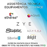 Assistencia técnica vydence brasil