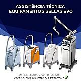 Manutenção nos equipamentos de estética milesman premium e compact brasil