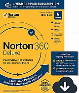 Norton 360 deluxe(plus) 1 ano 5 dispositivos . leia a descricao