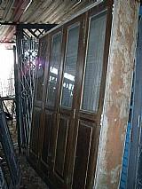 Compro material usado de demolicao porta,  janela