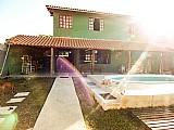 Casa 3ou4 qtos,  piscina,  400m2 -regiao dos lagos rj