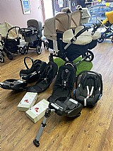 Bugaboo donkey duo twins 2 stroller