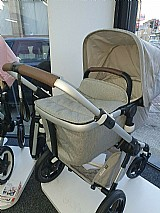 Bugaboo fox travel system in mineral collection