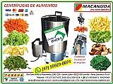 Centrífuga industrial de alimentos marca macanuda