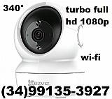Camera wi-fi 1080p