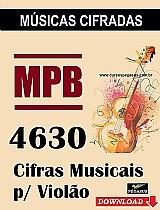Mpb – 4630 cifras musicais