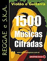 Reggae – 1500 cifras musicais