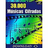 30.000 musicas cifradas