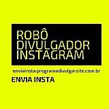 Robô divulgador para instagram automatico