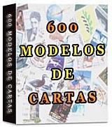 600 modelos de cartas e contratos