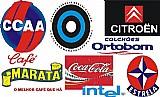Logomarcas prontas editaveis