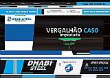 Brasil importa ferro de construcao da turquia