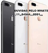Iphone 8 plus ,   7 plus ,   x,    novos nota fiscal