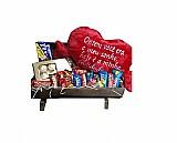 Cesta de chocolate em cangaiba-frete gratis (11)2606-0490 ou (11)98549-5953-whatsapp.