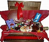 Cesta de chocolate na vila guarani-frete gratis (11)2606-0490 ou (11)98549-5953-whatsapp.