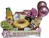 Cesta de aniversario na chacara belenzinho-frete gratis (11)2606-0490 ou (11)98549-5953-whatsapp.