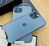 Iphone 12 pro max (256 gb) - azul-pacifico