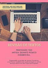 Revisao e preparacao de originais em lingua portuguesa